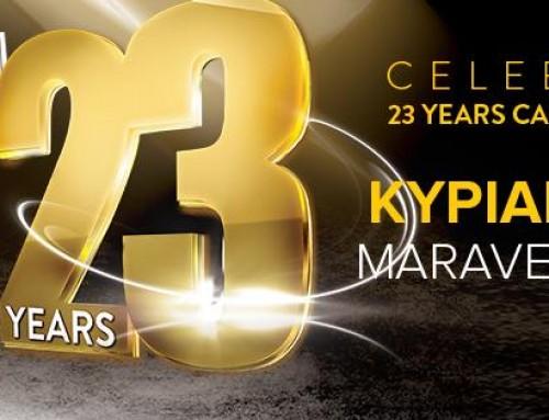 23 years Caldera Bar – Maraveyas Live – 27.04.2014