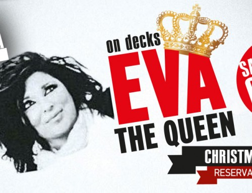 Eva The Queen on decks – 02.01.2016