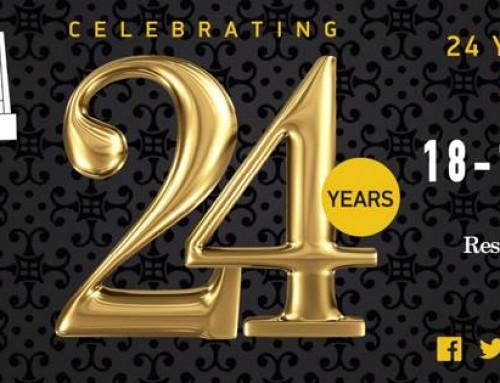 24 years Caldera Bar – 18-19.04.2015
